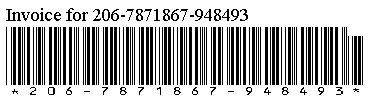 Barcode Details