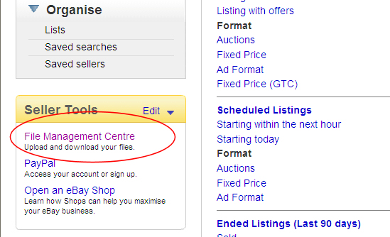 How To Create Ebay Shipping Confirmations From One Stop Order Processing